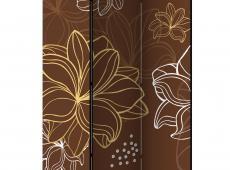 Paraván - Autumnal flora [Room Dividers]